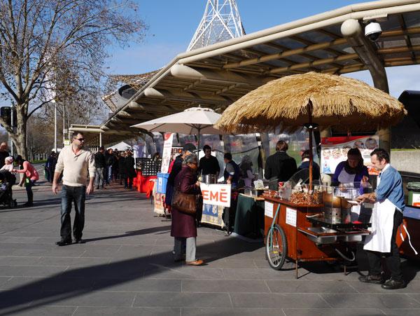 #1 An Open Air Market