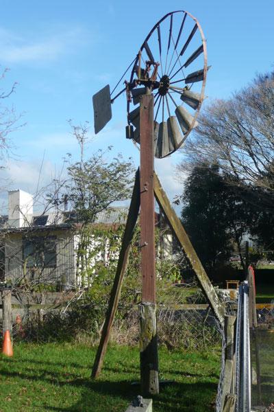 #16 A windmill